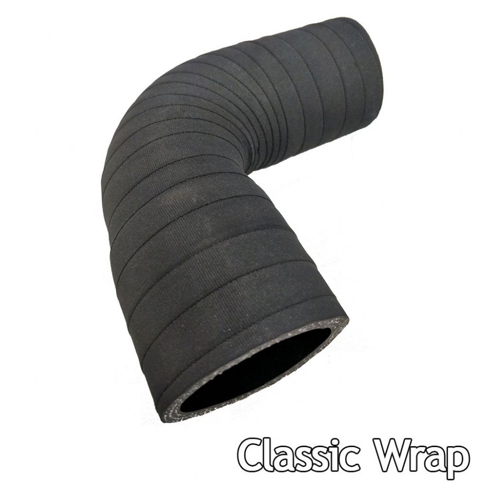 80-70mm Classic Silicone Hose Elbow Reducer 90 Degree